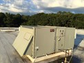 12.5 TONS 2006 TRANE VOYAGER PACKAGED   ROOFTOP AIR CONDITIONER, GAS/ELECTRIC