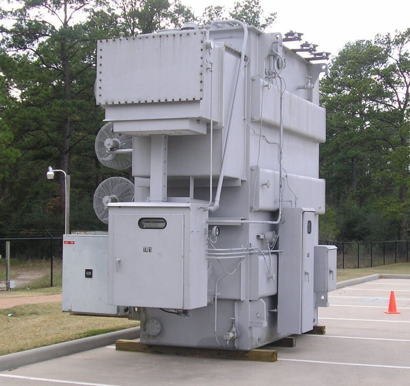 Federal Pacific Electric Substation Power Transformer with Load Tap Changing