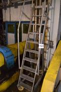 9FT ROLLING STEP LADDER (NOVA SCOTIA)