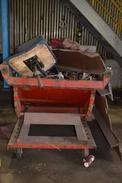 KLETON FORKLIFT DUMPSTER BIN WITH CONTENTS (NOVA SCOTIA)