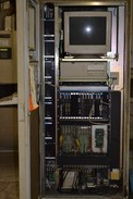 HONEYWELL MEASUREX QUALITY MANAGER OPERATOR STATION WITH CONTROL BOARDS (NOVA SCOTIA)