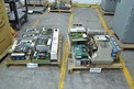 2 PALLETS OF ASSORTED AC MOTOR DRIVES, ALLEN BRADLEY, GENERAL ELECTRIC, TELEMECANIQUE (OHIO)