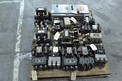 1 PALLET OF ASSORTED MOTOR STARTERS, CONTACTORS, ALLEN BRADLEY, GENERAL ELECTRIC (OHIO)