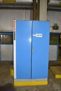 MEASUREX CALCOIL 1070/7728 CABINET WITH MEASUREX AND GE FANUC PLCS (NOVA SCOTIA)