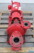 BELL & GOSSETT 1510 28C 9 BFW 3 IN 2 IN 80GPM 7.5HP STEEL CENTRIFUGAL PUMP (OHIO)