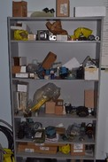 CONTENTS OF ROOM - NETWORKING, PCS, PLCS, DRIVES, MOTOR CONTROLS, SWITCHES, RELAYS, DISCONNECTS, PLCS, SENSORS, CONTACTORS, WIRE (NOVA SCOTIA)