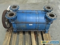 INTERVAC PL73/5C/F LIQUID RING VACUUM PUMP 4