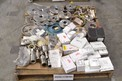 1 PALLET OF ASSORTED PUMP REPLACEMENT PARTS REPAIR KITS, SEALS IMPELERS, BACKING PLATES (OHIO)