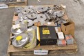 1 PALLET OF ASSORTED PUMP REPLACEMENT PARTS REPAIR KITS, IMPELERS, BACKING PLATES, TRI-CLOVER (OHIO)