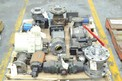 1 PALLET OF ASSORTED STAINLESS BALL VALVES, NELES JAMESBURY, KTM, SHARPE (OHIO)