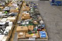 4 PALLETS OF ELECTRICAL CONTROLS INPUT MODULES, OUTPUT MODULES, I/O PROCESSORS, RELAYS (OHIO)