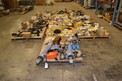 13 PALLETS OF ASSORTED REPLACEMENT KITS AND PARTS, ASCO, PARKER, SQUARE D (OHIO)