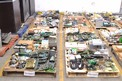 8 PALLETS OF ELECTRICAL CONTROLS INPUT MODULES, OUTPUT MODULES, I/O PROCESSORS, METERS (OHIO)