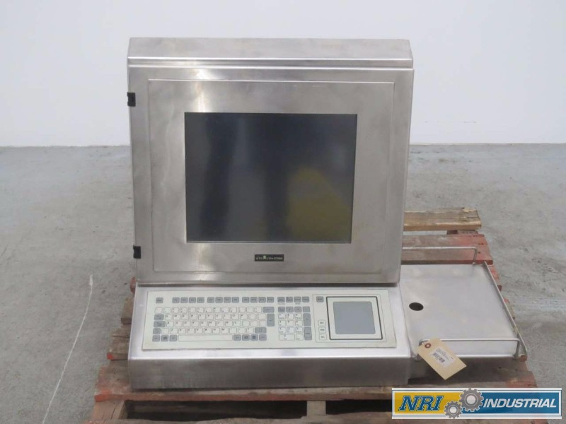 STEALTH COMPUTER SV-1900P3-PM-RT 19IN LCD MONITOR INTERFACE PANEL (OHIO)