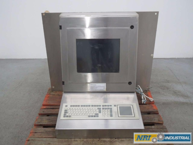 STEALTH COMPUTER SV-1700P-PM-RT-SS LCD MONITOR INTERFACE PANEL (OHIO)