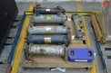 1 PALLET OF ASSORTED HEAT EXCHANGERS, ALFA LAVAL, THERMAL TRANSFER PRODUCTS (OHIO)