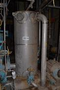 STAINLESS TMP SCREEN REJECTS TANK 83,000L WITH FOXBORO IDP10 PRESSURE TRANSMITTER