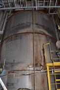 HIGH YIELD BLENDING SILO STAINLESS 2,4000,000L TANK WITH KNIFE GATE VALVES