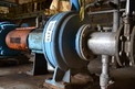 AHLSTROM APT53-4 CENTRIFUGAL PUMP STAINLESS 720GPM 307FT HEAD
