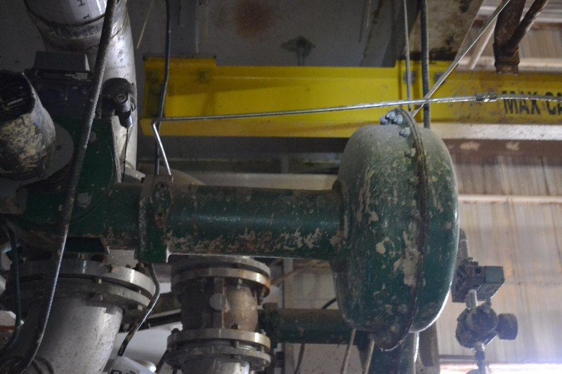 Online Auction Catalog | Complete Halifax Paper Machine and Equipment (Day 2)