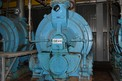 NASH CL6002G VACUUM PUMP IRON INTERNAL GEAR DRIVE