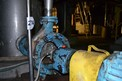 ALLIS CHALMERS PWO 6X3X14 STAINLESS CENTRIFUGAL PUMP 250GPM 185FT WITH GE 25HP AC MOTOR