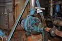 ALLIS CHALMERS PWO 8X5X17 STAINLESS CENTRIFUGAL PUMP 1600GPM 65FT