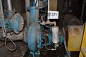 ALLIS CHALMERS PWO 8X5X17 STAINLESS CENTRIFUGAL PUMP 1350GPM 100FT HEAD
