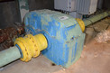 VALMET GEAR REDUCER LDE-855 33.1 KW 180:1 RATIO