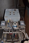 PFE SEEPEX MULTI-STAGE PUMPS, AC TECH DRIVES, BALDOR 5HP AC MOTORS, ENDRESS HAUSER PROMAG-P FLOW METER