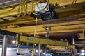 KONECRANES CXT100 2 TON ELECRTIC OVERHEAD CRANE AND PROVINCIAL BRIDGE