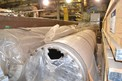 DRYER ROLL STAINLESS SHELL 29FT PAPER MACHINE ROLL