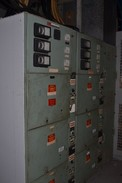 2x HAMMOND 4000KVA TRANSFORMERS 13800V TO 2400V WITH ITE SWITCHGEAR