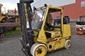 HYSTER S155XL2 FORKLIFT 1000LB PROPANE CUSHION TIRE