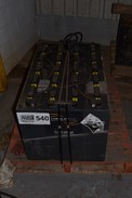 TUBULAR-HP FORKLIFT BATTERY 48V 24CELL 700AH