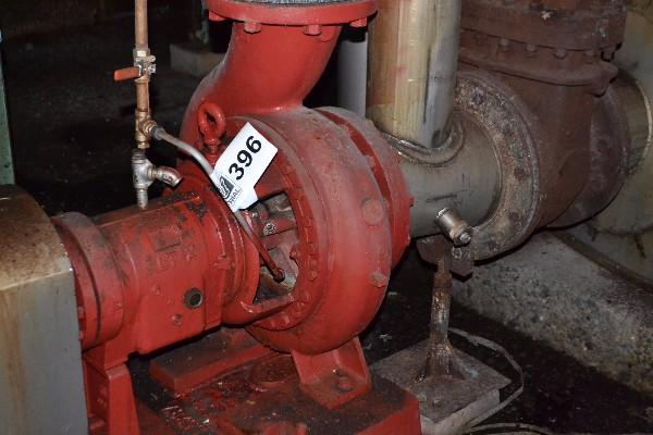 GOULDS 3196 XLT-X 8X10 STAINLESS CENTRIFUGAL PUMP