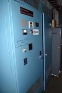 DYNAMATIC RELCON AFR-7000 AC DRIVE 500HP 575V-AC 500A 1-66HZ