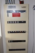 PYROTRONICS SYSTEM 3 FIRE ALARM NOTIFIER PANEL