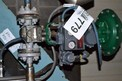 FISHER CP STAINLESS CONTROL VALVE 1