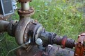 GOULDS 3196 4X6-13 STAINLESS CENTRIFUGAL PUMP 1000GPM 80FT