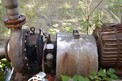 GOULDS 3196MT 2X3-13 STAINLESS CENTRIFUGAL PUMP 220GPM 100FT