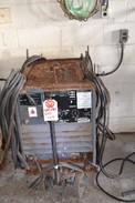 LINCOLN ELECTRIC IDEALARC R3R-400 400A AMP DC ARC WELDER