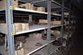 CONTENTS OF SHELVE - COUPLINGS, SPROCKETS, FLANGES,