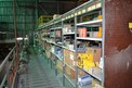 CONTENTS OF SHELVING - CAT FILTERS, COILS, TRANSFORMERS, WESTINGHOUSE FDB3070S, EHD02020, GE BREAKER 400A, PCB CIRCUIT BOARDS