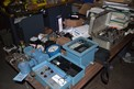 CONTENTS OF TABLE - UNILOC 750 CONTROLLER, ROSEMOUNT TRANSMITTER, GAUGES, UNILOC 1070A