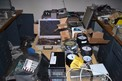 CONTENTS OF TABLE - TESTING EQUIPMENT, GAUGES, BAILEY NDCS03 NETWORK 90 DIGITAL CONTROL STATION