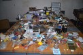 CONTENTS OF TABLE - TESTER, SOLENOID VALVES, SPARE ACCESSORIES