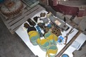 CONTENTS OF SKID - HYDRAULIC PARTS