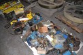 CONTENTS OF SKID - ASSORTED HYDRAULIC PARTS, SEAL KITS