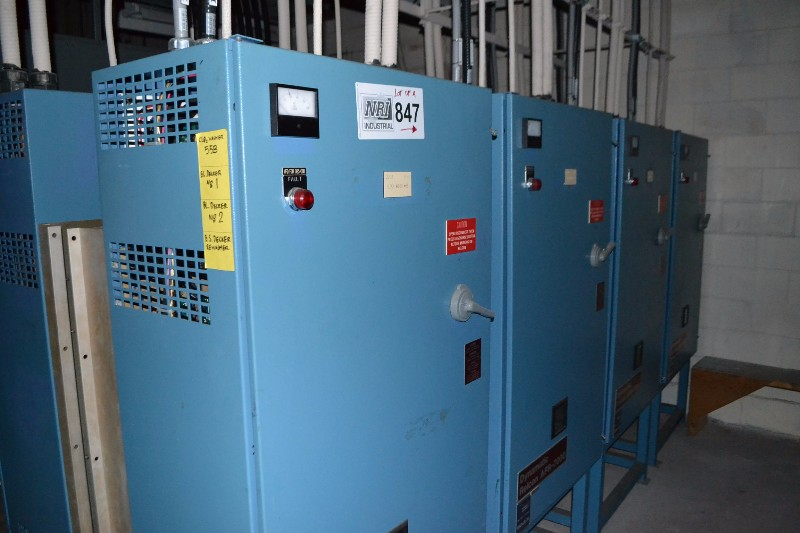 4X DYNAMATIC RELCON AFR-7060ACT 60HP AC DRIVE